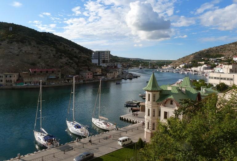 В Крыму может появиться новый туристический город