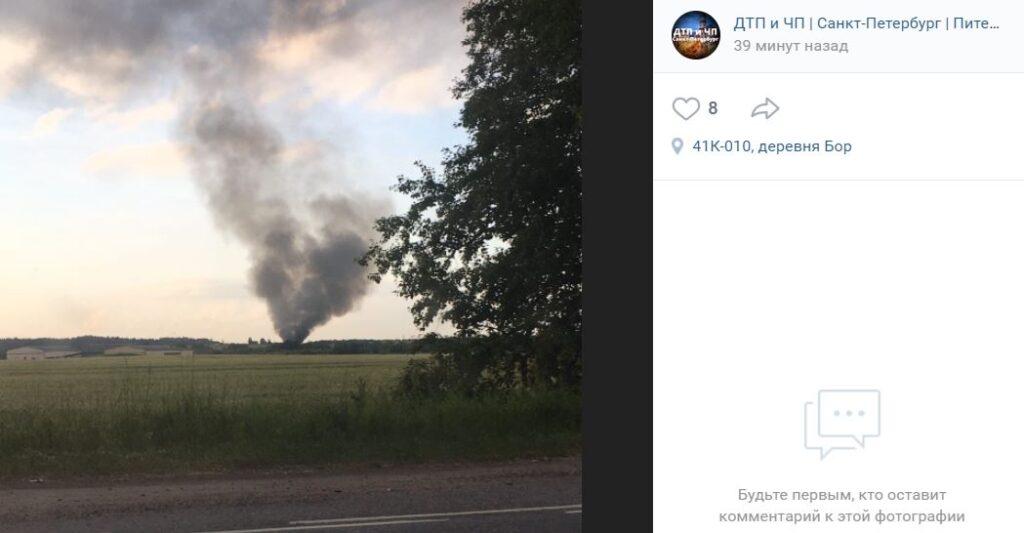 Что известно о крушении вертолета в Ленобласти: погибшие и цель рокового полета
