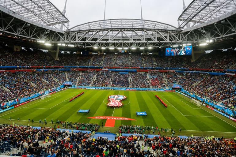 В Петербург на Евро-2020 прилетела сборная России
