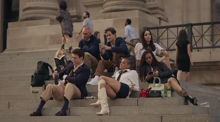 HBO показал трейлер перезапуска сериала «Сплетница»