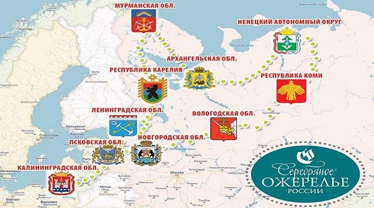 В Петербурге появится уличная экспозиция, посвященная регионам Северо-Запада