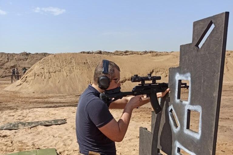 Стрелки пошли в Верховный суд за возможностью ездить с оружием в петербургском метро