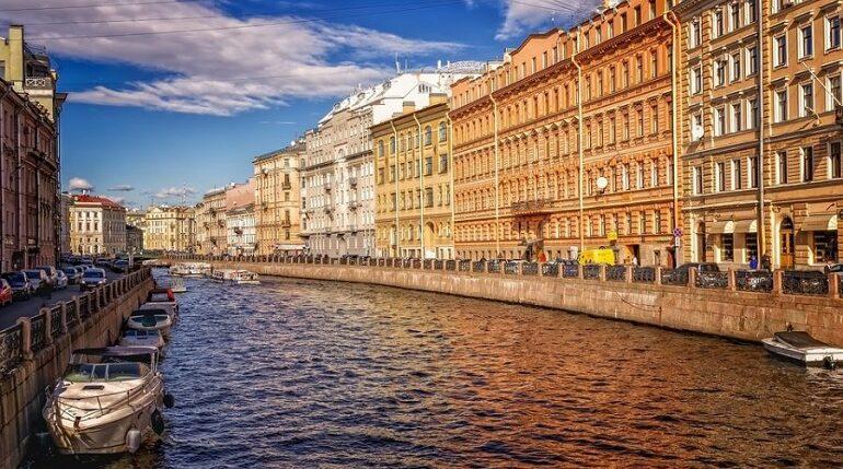 Жара отступила из Петербурга, но 40 лет назад было холоднее