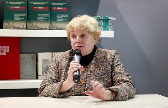 На 71 году жизни умерла член Русского географического общества Людмила Кильдюшевская