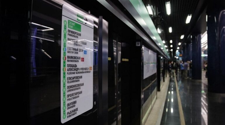Станцию метро «Зенит» не закроют после Евро-2020