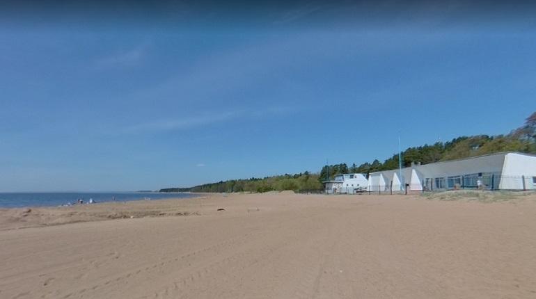 На пляже «Ласковый» не хватает объектов благоустройства