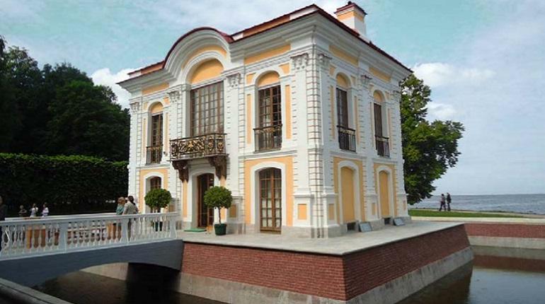 На реставрацию Эрмитажа в Нижнем парке Петергофа выделят 43,3 млн рублей