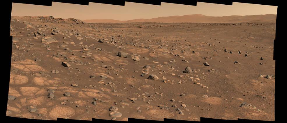Первый образец грунта с Марса получит планетоход  Perseverance