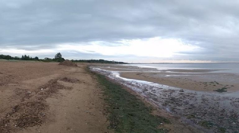 Состояние пляжа «Новый» оценили как удовлетворительное