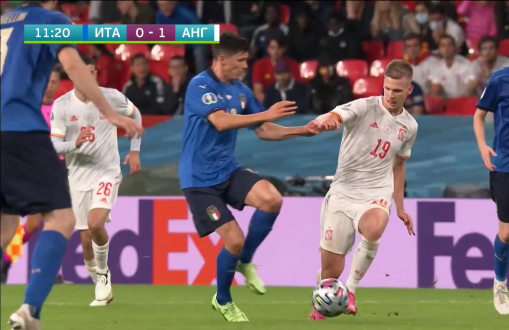 Стартовал финал ЕВРО 2020