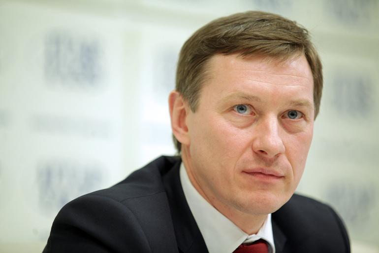 Вице-губернатор Ленобласти Москвин написал заявление об увольнении