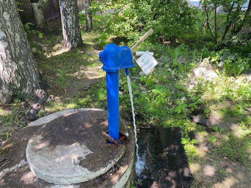 «Водоканал» демонтирует колонки в Павловске, водопровод жителям придется ждать более полутора лет?