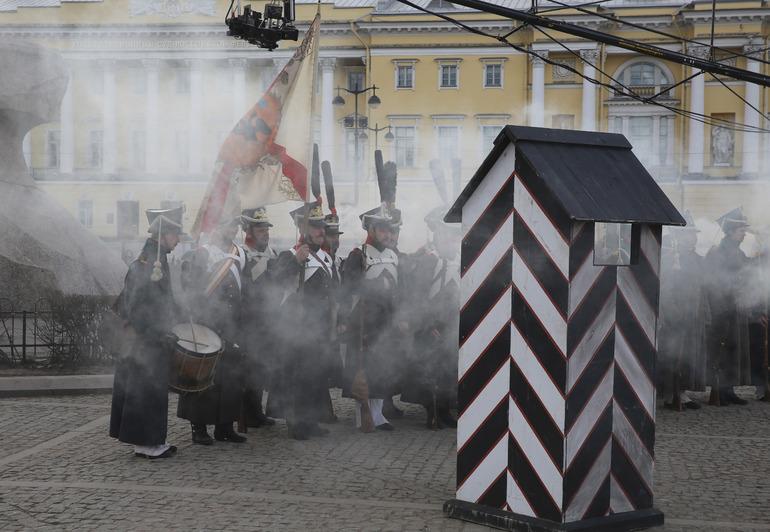 Петербург предоставит субсидии на сумму 59 млн рублей на производство 19 кинофильмов