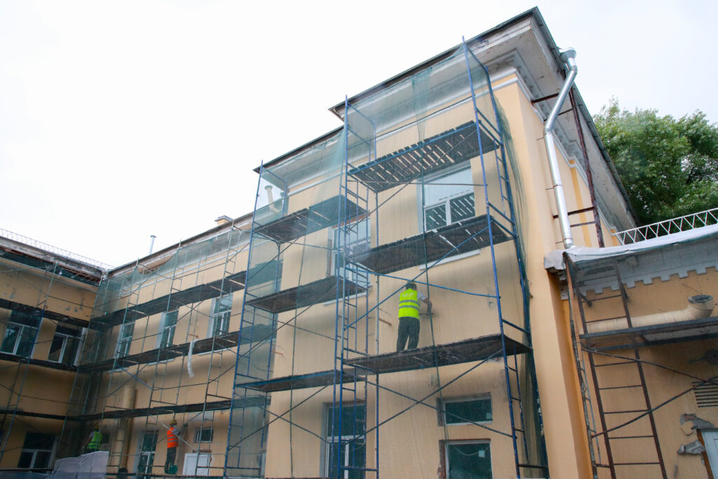 На ремонт больницы Святого Иоанна в Кронштадте выделят дополнительные средства