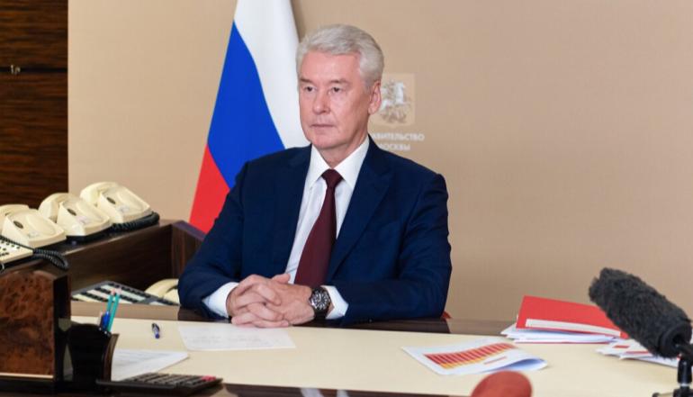 Собянин назвал сумму растрат бюджета Москвы во время пандемии коронавируса