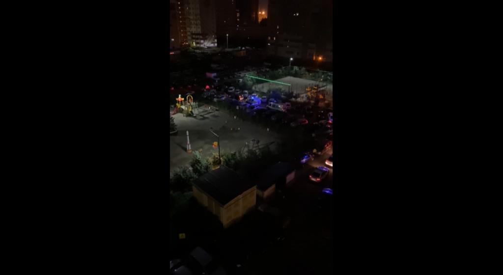 «Шушарские гонки»: за машиной «Lexus» полночи гонялись десяток экипажей