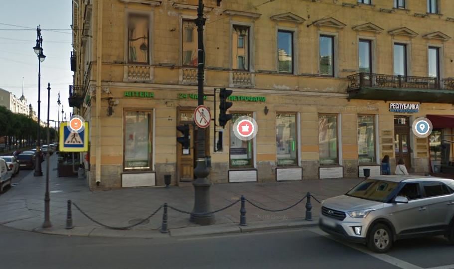 КГИОП закрывает старинную аптеку на Невском проспекте?