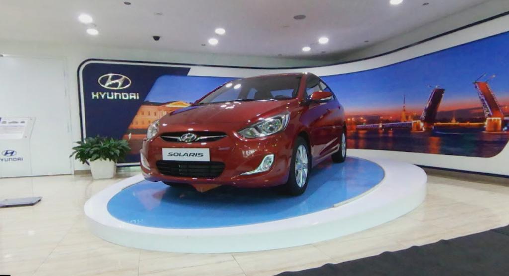 Завод Hyundai в Петербурге ушел в летний отпуск