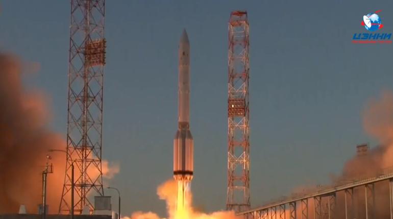 Запущенный с Байконура модуль «Наука» вышел на околоземную орбиту