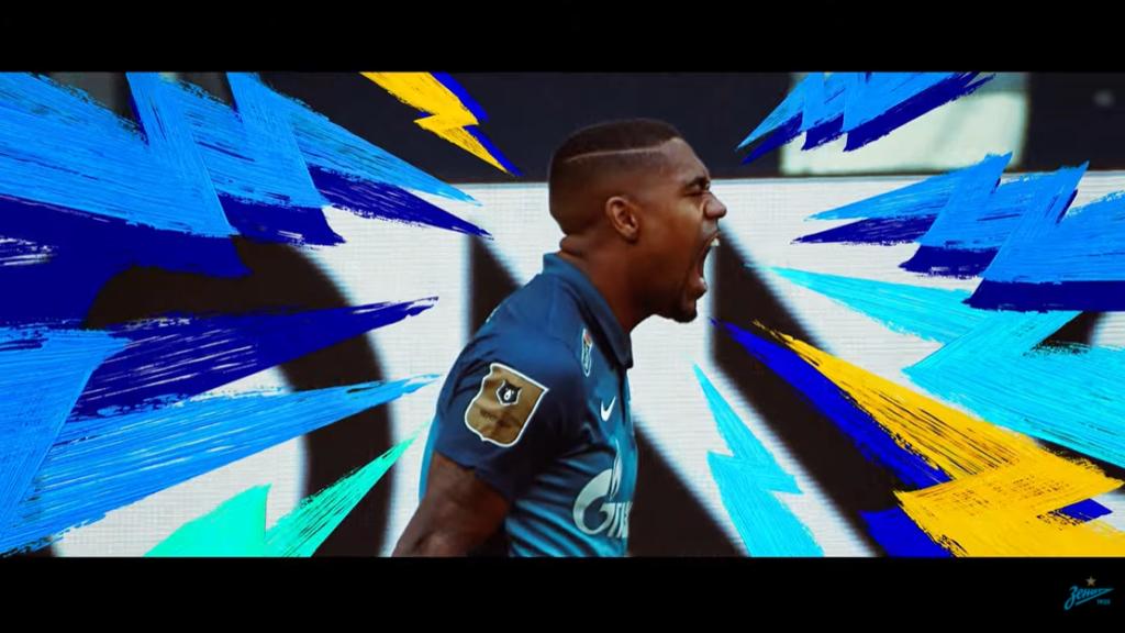 «Зенит» представил девиз и ролик к новому футбольному сезону — «Громче и ярче!»