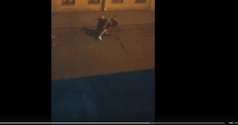«Похлеще, чем на боях ММА»: на Казанской ночью устроили массовую драку