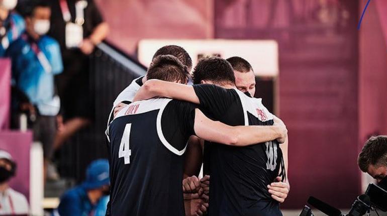 Россия выиграла на Олимпиаде серебро в баскетболе 3х3