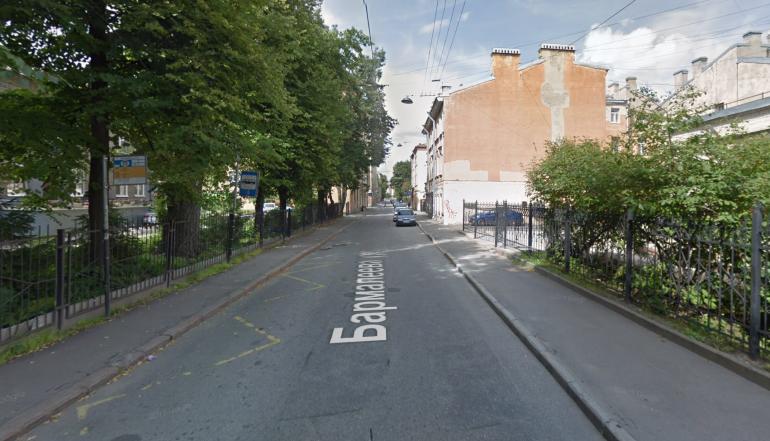 Бармалееву улицу будут ремонтировать весь июль