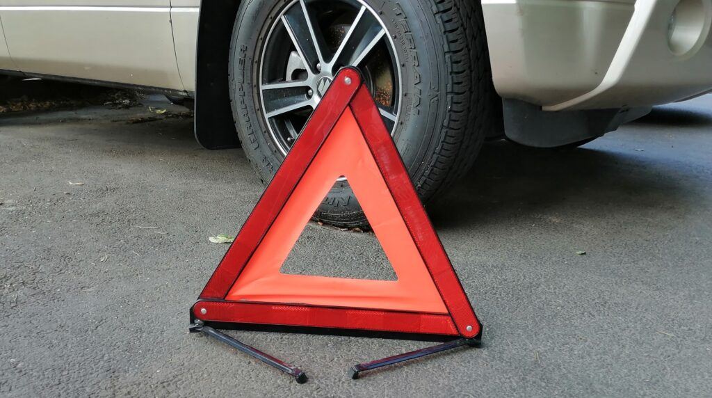 В массовой аварии на КАД пострадала 12-летняя пассажирка Audi А6