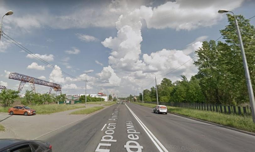Проспект Александровской Фермы в Купчино отремонтируют за 82 млн рублей