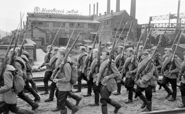 У Кировского завода проведут акцию памяти рабочих-ополченцев