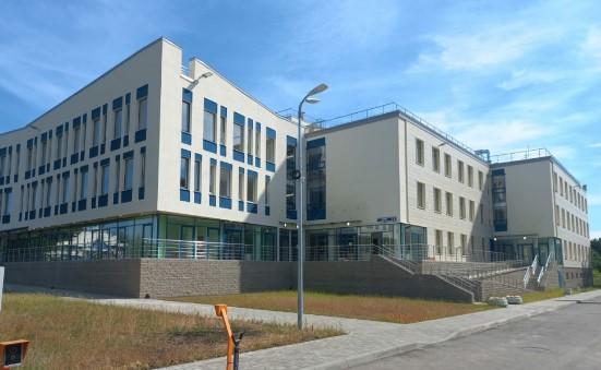 В Красном Селе к концу года откроют новую взрослую поликлинику