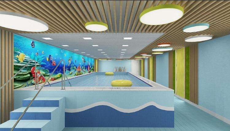 В Петербурге рядом со сквером Цоя построят бассейн за 100 млн рублей