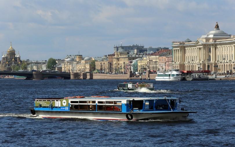 За месяц новый «Невский маршрут» опробовали 2,5 тысяч человек