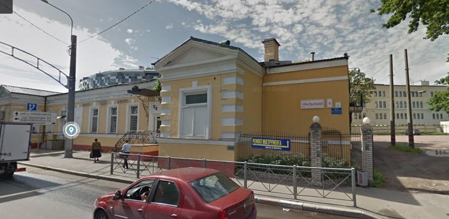 Суд запретил сносить здание бывшей конторы канатной фабрики на Васильевском острове