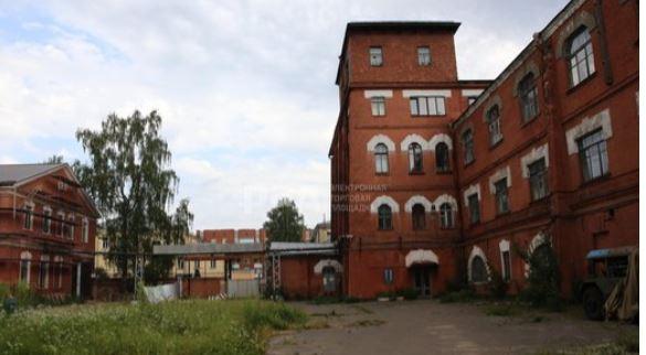 В Кронштадте выставят на аукцион бывший Пушечный двор