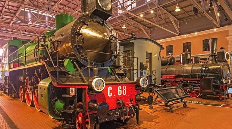 В Музее железных дорог отреставрируют итальянский электровоз 30-х годов