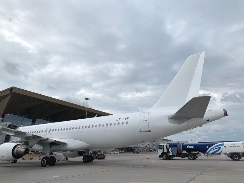 В Пулково восстановили прямое авиасообщение с Болгарией