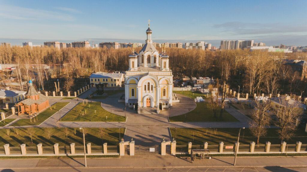 Киновию Александро-Невской лавры восстановили на 99,99%, одна сотая — поиск совершенства