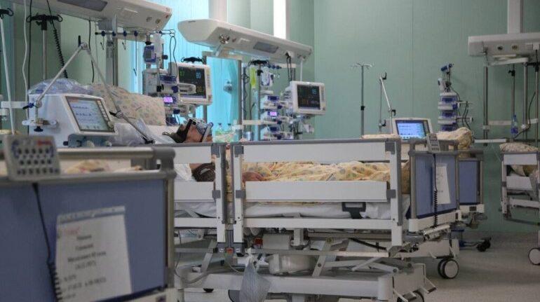 За сутки 103 петербуржца умерли от коронавируса
