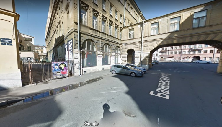 В Петербурге продают часть офисного здания в Банковском переулке
