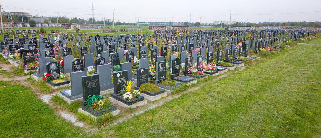 Петербургский крематорий поднял цены на кремацию на фоне роста смертности от COVID-19