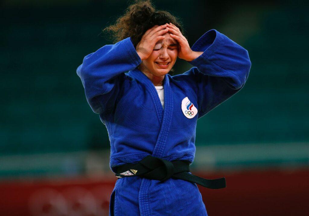 Дзюдоистка из Петербурга взяла бронзу на Олимпиаде в Токио