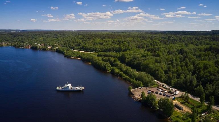 На реке Свирь поймали жителя Ленобласти, управлявшего судном по поддельным документам