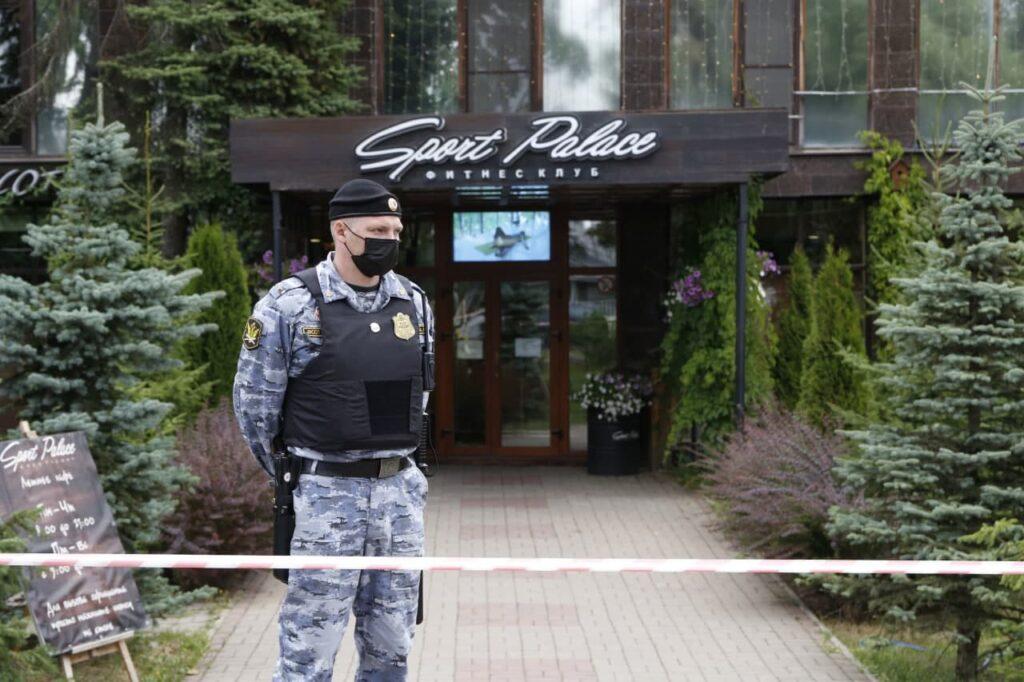 Руководство «Спорт Паласа» написало заявление в полицию на «Водоканал» из-за отключения воды