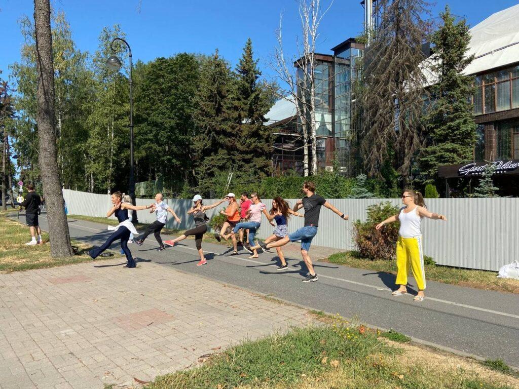 В Петербурге появится приложение для планирования тренировок, регистрации на соревнования и записи на секции