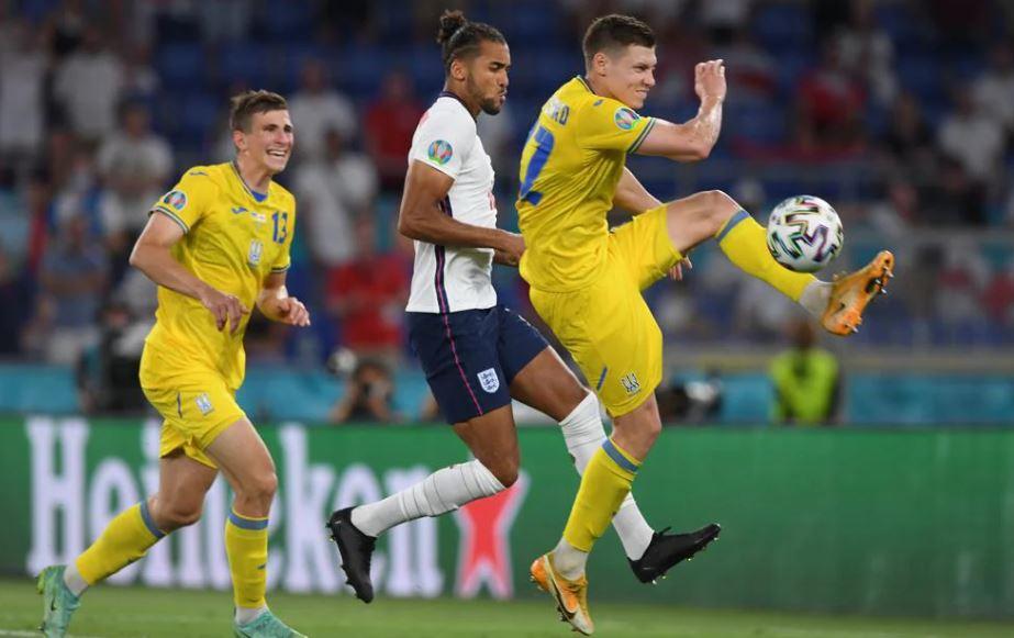 Украина покидает ЕВРО-2020 после разгрома англичанами