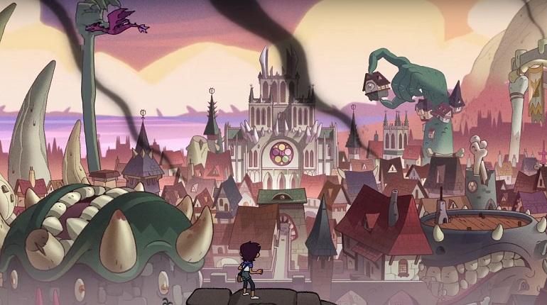 В мультфильме Disney появится небинарный персонаж