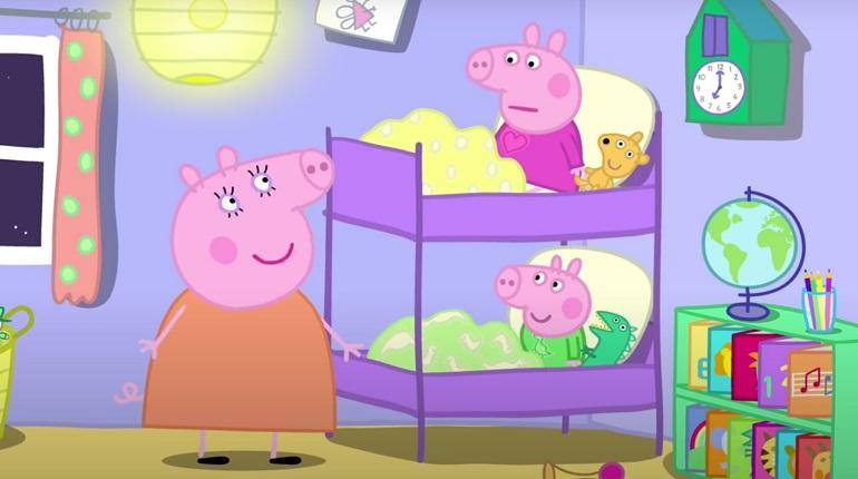 Образ свинки Пеппы довел бизнесмена до штрафа в 20 тысяч в Петербурге