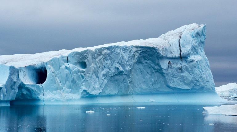 В Антарктиде нашли место, где нет никакой жизни