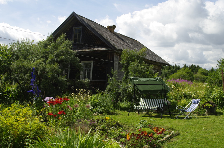 Дачи и загородные дома под Петербургом за лето подорожали на 12%